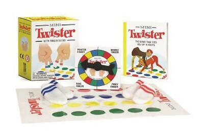 Mini Twister by Running Press Book & Merchandise Book Free Shipping!