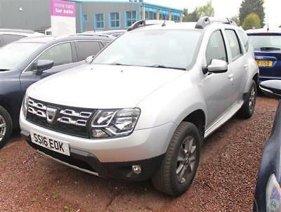Dacia Duster 1.5 dCi 110 Laureate 5dr 2WD
