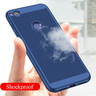 Shockproof Ultra Slim Matte Breathing Case Cover For Huawei P9 P8 Lite 2017 P10