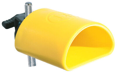 Latin Percussion LP1305 Blast Block, High Pitch - Yellow (NEW)