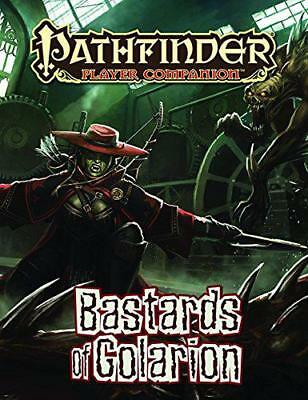 Pathfinder Player Companion: Bastards of Golarion by Bauer, Judy | Paperback Boo