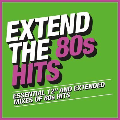 EXTEND THE 80's HITS 3 CD ALBUM SET (New Release 2018)
