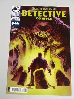 Detective Comics #972 Dc Universe Variant March 2018 Nm (9.4)