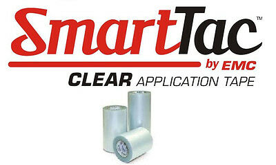 """30"""" X 100yd CLEAR Application Premask Tape sign vinyl"""