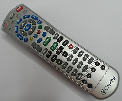 NEW CHARTER CABLE Box Digital Tv Remote Control Dvr On Demand ...