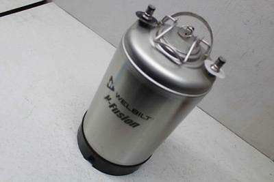 Welbilt 29750PS N2-Fusion 130 PSI Stainless Steel 3 Gallon