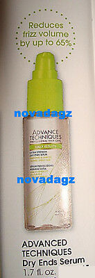 AVON ADVANCED TECHNIQUES DAILY SHINE Dry Ends Serum * SEALED * FULL SIZE * NIP