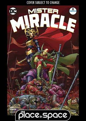 Mister Miracle, Vol. 4 #8A (Wk16)