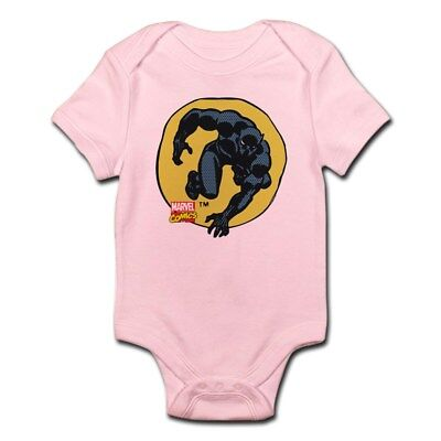 292e02394 CAFEPRESS BLACK PANTHER Scratch Cute Infant Bodysuit Baby Romper ...