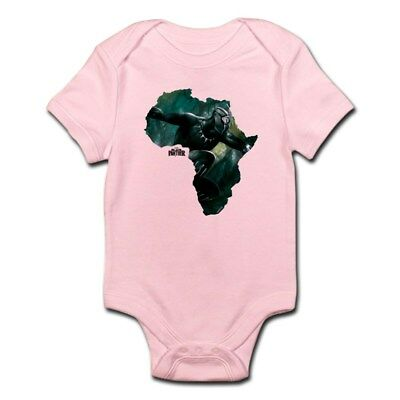 a7f9dd219 CAFEPRESS BLACK PANTHER Freeze Cute Infant Bodysuit Baby Romper ...