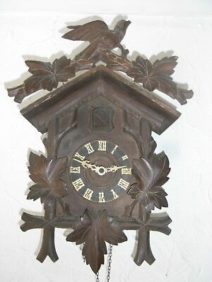 Antique Late 19th Early 20th Century Cuckoo Clock