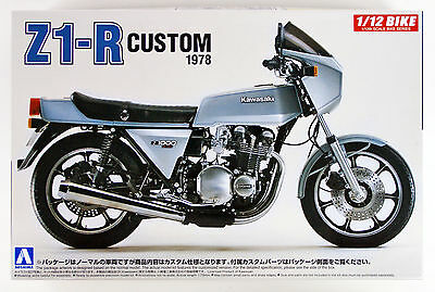 Aoshima 53997 Bike 45 KAWASAKI Z1-R 1/12 scale kit