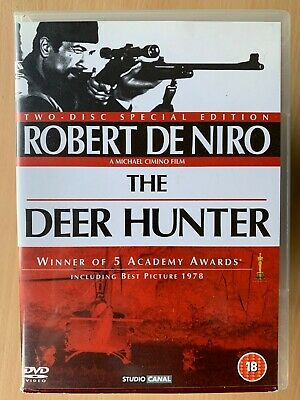 Robert de Niro The Deer Hunter ~1978 Vietnam Guerre Classique | Ru 2-Disc DVD