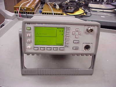HP / Agilent / Keysight E4418B EPM Series RF Power Meter *TESTED*