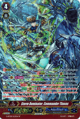 Cardfight Vanguard Tommy the Ghostie Brothers G-BT08//S31EN SP Near Mint