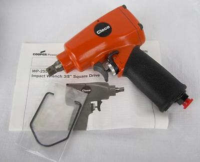 """Cleco Air Impact Wrench WP-255-3P Cooper Tools New in Box 3/8"""" Square Drive 9500"""