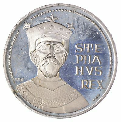 SILVER - 1972 Hungary 10 Forint - World Silver Coin 22.2 Grams *704
