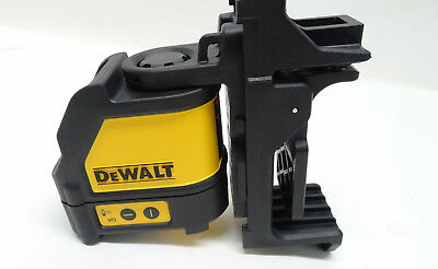 DeWalt DW088 Self Leveling Horizontal/Vertical Cross Line Laser Level- 2/B45374A