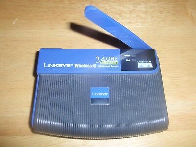 32 / 64 Bit Drivers for Linksys WUSB54 Adapter Windows 7 / 8 / 10