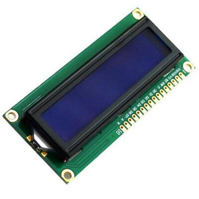 Backlight Screen With LCD 1602 Display For Arduino Blue Module 1602A 5V
