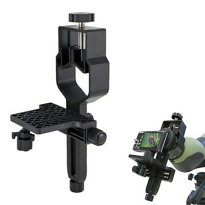 Sale - Telescope Digital Camera Spotting Scope Adaptor Mount Lens Bracket