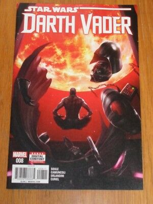 Star Wars Darth Vader #8 Marvel Comics January 2018 Nm (9.4)