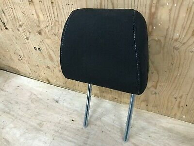 HEADREST HEAD REST KUGA REAR CENTRE MIDDLE SEAT LEATHER BLACK 2012-2016 FORD