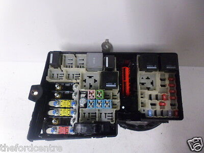 ford focus cut off fuse box 2005 2006 2007 2008 2009 2010 2011 6m5t-14k733