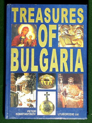 BOOK Art & Architecture of Bulgaria ancient history medieval church museum folk