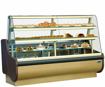 KBS Backwarenvitrine Kuchentheke Bake 1000 Tortentheke Kuchenvitrine B: 990 mm