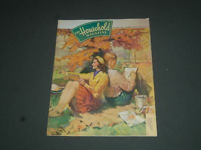 1940 October The Household Magazine - Illustrations, Stories & Ads - Sp 7749