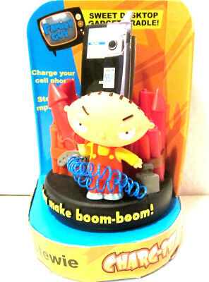 Family Guy Sweet Desktop Gadget Cradle Stewie by Bazoo Global New at a Great Buy
