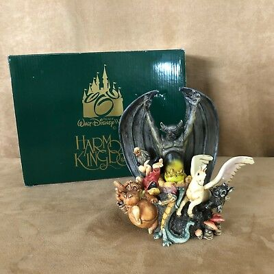 Disney All things Fantasia Harmony Kingdom new in box LE 500 Chernabog figurine