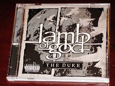 Lamb Of God: The Duke EP CD PA 2016 Sony Music / Epic Records USA 88985385042