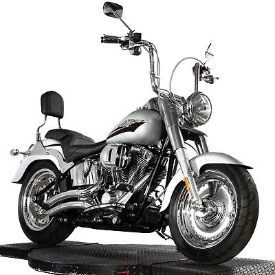 2010 Harley-Davidson Softail  2010 Harley Davidson Softail Fatboy FLSTF Road King Saddlebags Apes Many Extras!