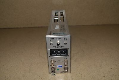 Tektronix 7A17 Plug In (Tp160)