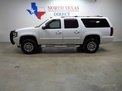 Chevrolet Suburban 2007 LT 4WD Dual Climate A/C Leather 3rd Row Aux C