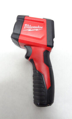 MILWAUKEE 2267-20H Infrared Thermometer LCD Display Temperature Gun 2/B45343D