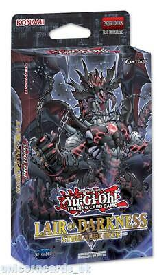 YuGiOh! Lair of Darkness Structure Deck :: Brand New And Sealed Box! ::