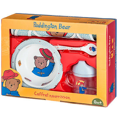 Coffret cadeau Nourrisson : Paddington Bear