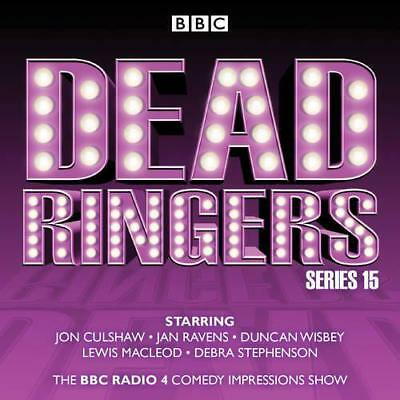 Dead Ringers: Series 15: The BBC Radio 4 impressions show by Fountain, Nev, Jami