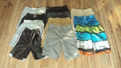 Boys Spring /Summer Shorts Lot of 11 Size 6-7
