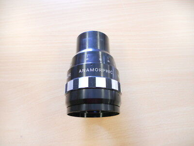 SANKOR 16C ANAMORPHIC LENS FOR 16mm PROJECTORS & CAMERAS. USED