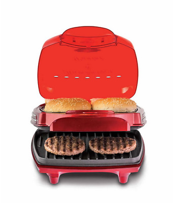 PIASTRA ELETTRICA ARIETE 185 Hamburger Maker Party Time 1200 W