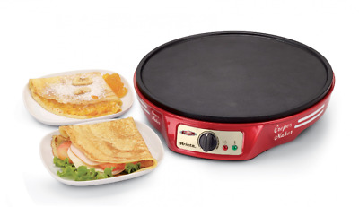 PIASTRA ELETTRICA ARIETE 183 Crepes Maker Party Time 1000 W