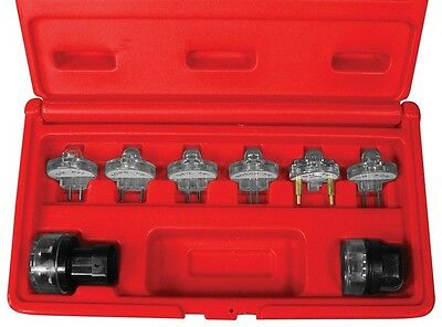 Astro Pneumatic #7898: 8pc Deluxe Noid Lite & GM AC Signal Test Lights Set