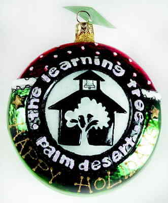 Slavic Treasures AS TIME GOES BY Learning Tree Ornament