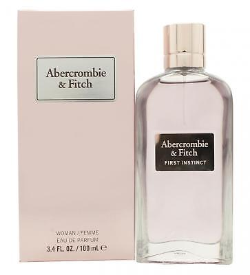 Abercrombie & Fitch First Instinct for Her EDP donna 100 ml | cod. O56334 IT