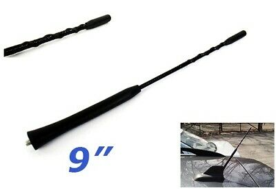 VW CADDY CRAFTER SHORT CUSTOM STYLE WHIP CAR AERIAL ANTENNA MAST REPLACEMENT