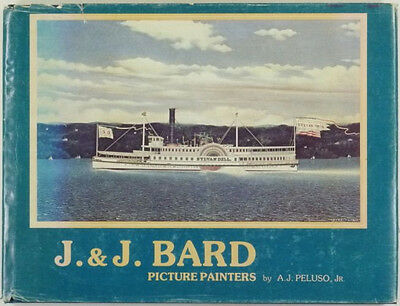 American Maritime Ship Painters John & James Bard: Important Book